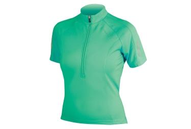 Endura Xtract Women Short Sleeves Jersey Green