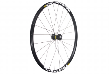 Mavic 2018 roue avant crossride fts x 26 6 trous 9 15 x 100 mm