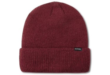 Etnies Warehouse Beanie Red