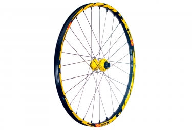 mavic 2018 roue avant deemax dh 27 5 6 trous 20 x 110 mm