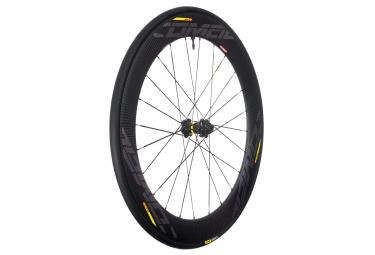 Mavic 2018 roue avant comete pro carbon sl ust disc center lock 12 x 100 mm