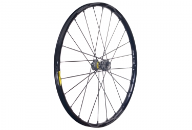mavic 2018 roue avant xa pro 27 5 lefty 6 trous lefty 60 supermax