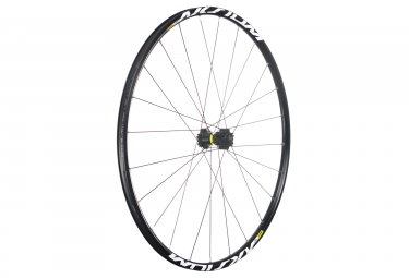 Mavic 2018 roue avant aksium disc 700 6 trous 9 x 100 mm