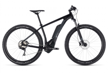 vtt electrique semi rigide cube reaction hybrid pro 500 27 5 plus shimano deore 10v