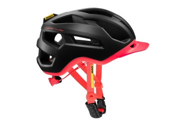 Women MTB Helmet MAVIC ECHAPPEE TRAIL PRO Black Red