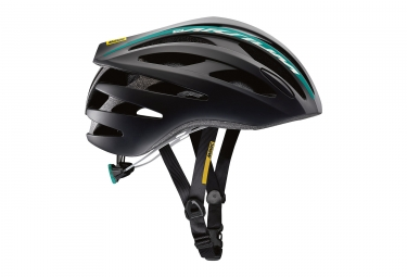 Women Road Helmet MAVIC 2018 AKSIUM ELITE Black Blue