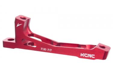 adaptateur de disque kcnc pm160 pm180 rouge