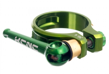 KCNC Collier de Selle rapide SC10 QUICK RELEASE Vert
