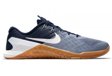 Nike metcon 3 bleu blanc homme 44 1 2