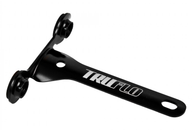 Truflo Universal CO2 Cartridge Bracket Black