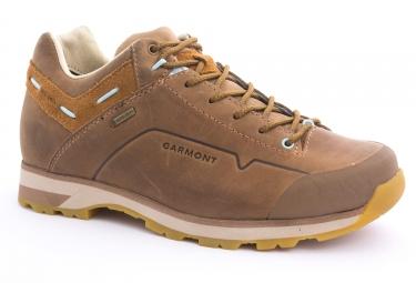Chaussures de randonnee femme garmont miguasha gtx beige 37