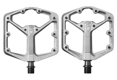 Pair of pedals CRANKBROTHERS STAMP 2 Raw