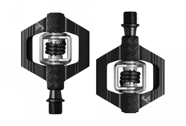 Pair of Pedals CRANK BROTHERS CANDY 3 Black