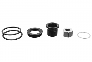 Axe de Pedalier RaceFace Cinch FatBike 190mm pour Manivelles Next SL et Turbine