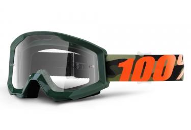masque 100 strata huntsitan vert ecran transparent