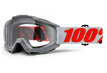 masque 100 accuri solberg gris ecran transparent