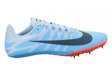 Nike zoom rival s 9 bleu orange 44 1 2