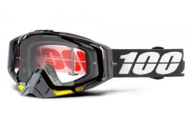 masque 100 racecraft fortis gris ecran transparent