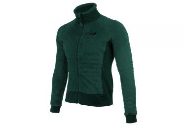 veste femme mountain hardwear monkey vert fonce m