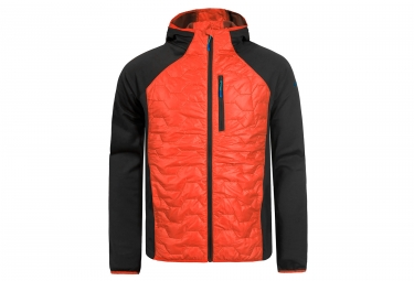veste icepeak bernie orange xl
