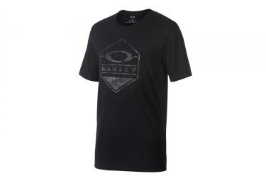 T shirt oakley 50 camo hex noir m