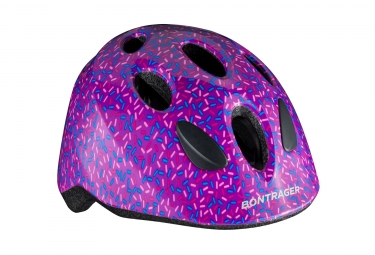 Bontrager Kids Helmet Big Dipper Purple Sprinkles