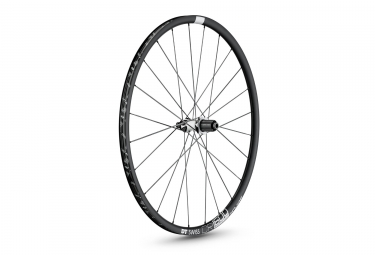 Roue arriere dt swiss cr 1600 spline db 23 12x142mm sram shimano 2018