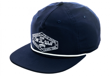 Casquette Vans Original Lock Up Bleu