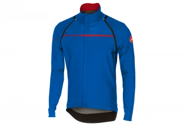 Castelli Perfetto Gabba 2 Convertible Jacket Blue