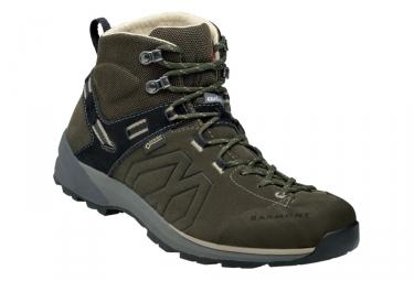 Garmont Santiago GTX Hiking Shoes Green Beige