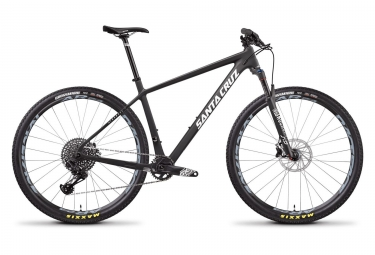 velo semi rigide santa cruz highball c carbon 29 sram gx eagle 1x12 vitesses noir 2017 l 176 186 cm