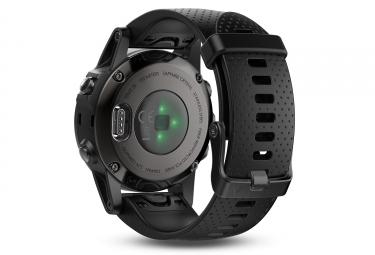 Garmin Fenix 5S Sapphire GPS Watch Black