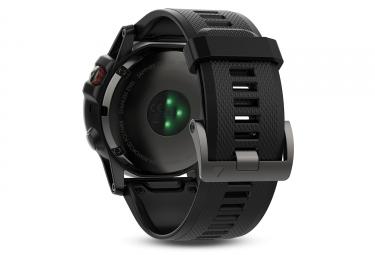 Garmin Fenix ??5X Sapphire Reloj GPS gris pizarra / negro