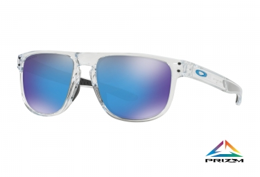 lunettes oakley holbrook r clear prizm sapphire ref oo9377 0455