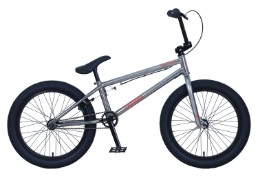 bmx freestyle free agent vergo 20 chrome
