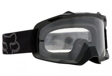 Masque Fox Air Space Noir Ecran Clear