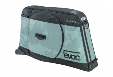Sac de transport velo evoc bike travel bag xl 320l vert