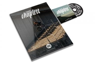 DVD + Livre Etnies Chapters Deluxe