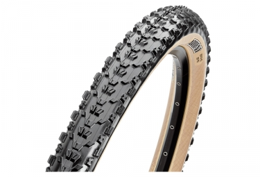 Pneu Maxxis Ardent 29'' Tubeless Ready Souple Exo Protection Dual Compound Skinwall Flancs Beige