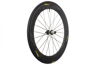 Mavic 2018 roue arriere cosmic pro carbon sl ust disc m 25 shimano sram center lock
