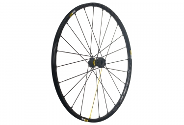 Mavic 2018 roue avant crossmax pro 29 lefty 6 trous lefty 60 supermax