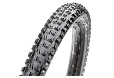 Pneu maxxis minion dhf 27 5 tubeless ready souple exo protection dual compound wt 2 60