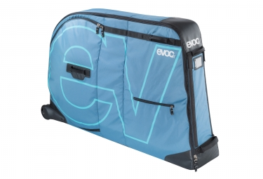 Sac de transport velo evoc bike travel bag 280l bleu