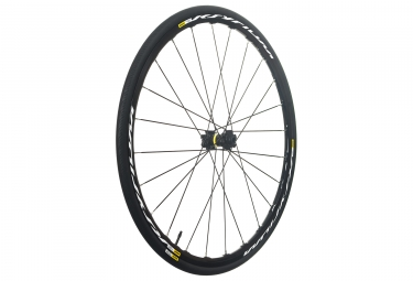 Mavic 2018 roue avant ksyrium disc 6 trous 12 x 100 mm