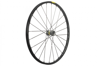 mavic 2018 roue avant xa pro 29 lefty 6 trous lefty 60 supermax