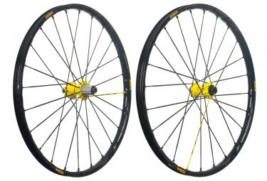 mavic 2018 paire de roues e deemax pro 27 5 xd 6 trous boost 15 x 110 12 x 148 mm