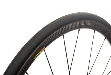 Juego de ruedas MAVIC 2018 Ksyrium Pro Carbon SL Clincher - Yksion Pro 25mm