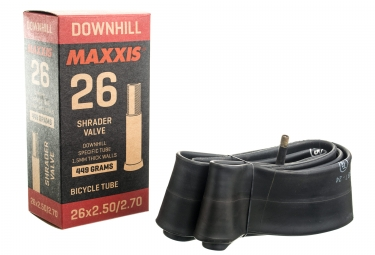 Chambre a air maxxis downhill 26 schrader 2 50 2 70