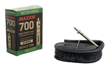 Chambre à Air Maxxis Welter Weight 700 mm Presta 60 mm