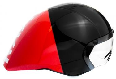 Casque aero kask mistral noir rouge m 55 58 cm